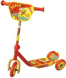 Tabu Angry Birds Three Wheel Scooters