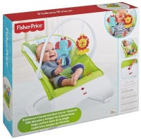 FISHER PRICE RAINFOREST FRIENDS COMFORT CURVE BOUNCER (Multicolor)