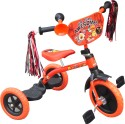 Excel Innovators Angry Bird Tricycle With Frills - Black, Orange