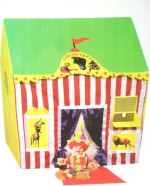 Cuddles Outdoor Toys Cuddles Play Tent House Circus