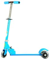 Prro Blue Skating Scooter With Led Lights Inside The Wheels (Blue)