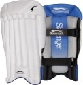 Slazenger Elite Wicket Keeping Pads - White