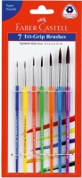 Faber Castell Round Paint Brushes (Set Of 1, MultiColour)