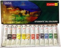 Camlin Art Creation Oil Paint Tube (Set Of 1, Red)
