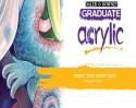 Daler-Rowney Graduate Acrylic Color Tube - Set Of 6