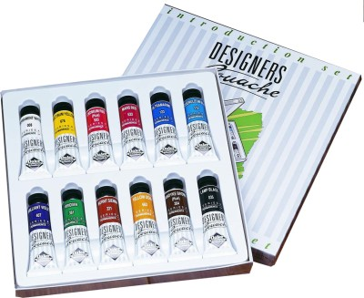Buy Daler-Rowney Designers Introduction Set Gouache: Paint