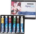 Daler-Rowney Aquafine Test The Best Paint Tubes - Set Of 6
