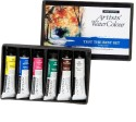 Daler-Rowney Water Color Test The Best Paint Tubes - Set Of 6