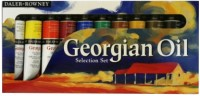 Daler-Rowney Georgian Oil Paint Selection Set: Paint