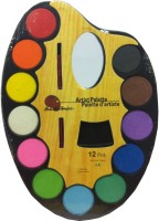 Dragon Tablet Water Color Palette (Set Of 1, Multicolor)