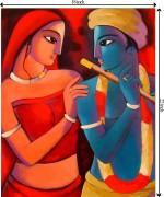 Tiedribbons True Love_Enchanting Radha and Lord Krishna