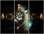 Aurra Ronaldo Cr7 Set Of 3