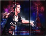 Aurra Zlatan Ibrahimovic1 Set Of 3