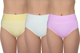 Selfcare 2015 Summer Collection Women's Hipster Multicolor Panty Pack Of 3