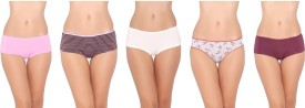 Pepperika Women's Hipster Panty