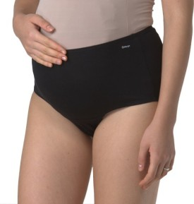 Morph Maternity Black Women's Maternity Panty Pack Of 1 - PANE6XN6TZZEQH86