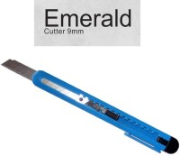 Emerald 9mm Plastic Grip Hand-held Paper Cutter: Paper Cutter