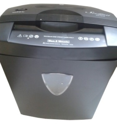 Buy Stead Fast Cross-cut Office Paper Shredder: Paper Shredder