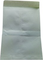 BoardRite Premium Unruled 14 Inches X 10 Inches Cloth Envelope 14 X 10 (Set Of 100, Light Green)