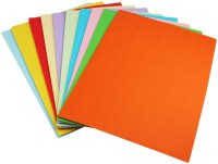 And Retails Standard Unruled A4 Coloured Paper (Set Of 1, Multicolour)