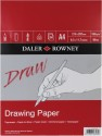 Daler-Rowney Medium Grain A4 Drawing Paper