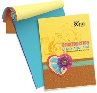 Campap Arto Unruled A4 Coloured Paper (Set Of 1, Multicolour)