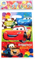 Funcart Cars Party Lootbag Printed Party Bag (Multicolor, Pack Of 6)