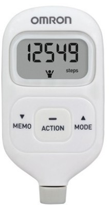 Buy Omron HJ 203 Walk Style Step Counter Pedometer: Pedometer