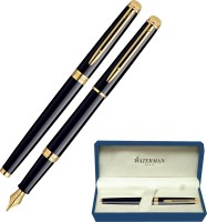 Waterman Hemisphere Mars Black GT Fountain Pen: Pen