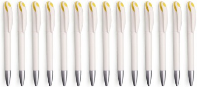 LUXANTRA Toys & School Supplies LUXANTRA Classic Yellow Roller Ball Pen