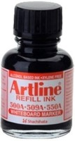 Artline White Board - EK-500 - ESK- 50 Marker Ink (Pack Of 10, Black)