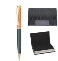 Pierre Cardin Tycoon Pen Gift Set (Pack Of 2, Blue) - PENEAMSFZ4S2H7J2