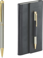 Pierre Cardin Business Set With Oraganizer Pen Gift Set (Blue)