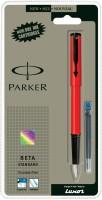Parker Beta Standard Fountain Pen (Blue) - PENE3ZY7JSCY4BC3