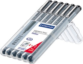 Staedtler Pigment Liner Fineliner Pen