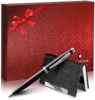 Sheaffer (Black Ink) Ball Pen Gift Set (Pack Of 2, Black)