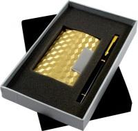 RadiusIn Roller Ball Pen Gift Set (Pack Of 2, Black) - PENE8H93YGFYFHGH