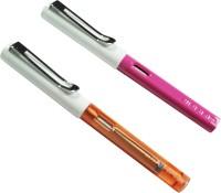 Jinhao 599 Safari Set Of Two Roller Ball Pen (Pack Of 2, Black) - PENEJUQHG5MX5PE7
