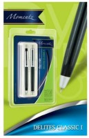 Reynolds Giftos MOMENTZ-Delites Classic I(Pack Of 4) Ball Pen (Pack Of 4, Blue)