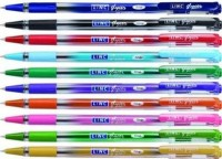 Linc Super Smooth Colored Ball Pen (Pack Of 10, Multicolor)