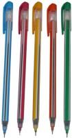FELICITY 500 Pens Gel Pen (Pack Of 500, Blue) - PENEGZT7R5GJGDYZ