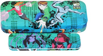 Buy Cartoon Network Ben-10 Metal Pencil Box: Pencil Box