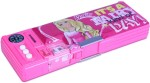 Barbie Geometry & Pencil Boxes Barbie Barbie Graphic Art Plastic Pencil Box