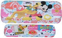 Disney Mickey Metal Pencil Box