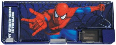 Buy Warner Bros. Spiderman Art Pencil Box: Pencil Box
