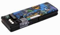 Warner Bros. Batman Batman Art Pencil Box Black