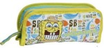 Nickelodeon Geometry & Pencil Boxes Nickelodeon Spongebob Cartton Characters Art Fabric Pencil Box