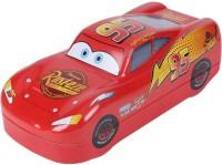Disney Pixar Car Metal Pencil Box (Set Of 1, Red)