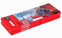 Warner Bros. Superman Superman Art Pencil Box Red