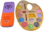 Saamarth Impex Geometry & Pencil Boxes Saamarth Impex NA Printed Art Plastic Pencil Box